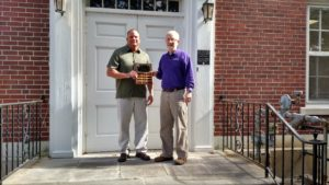 Pastor David Russell - 2015 CCJ Volunteer of the Year