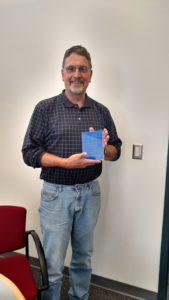 CCJ Recognizes Stephen Holmes